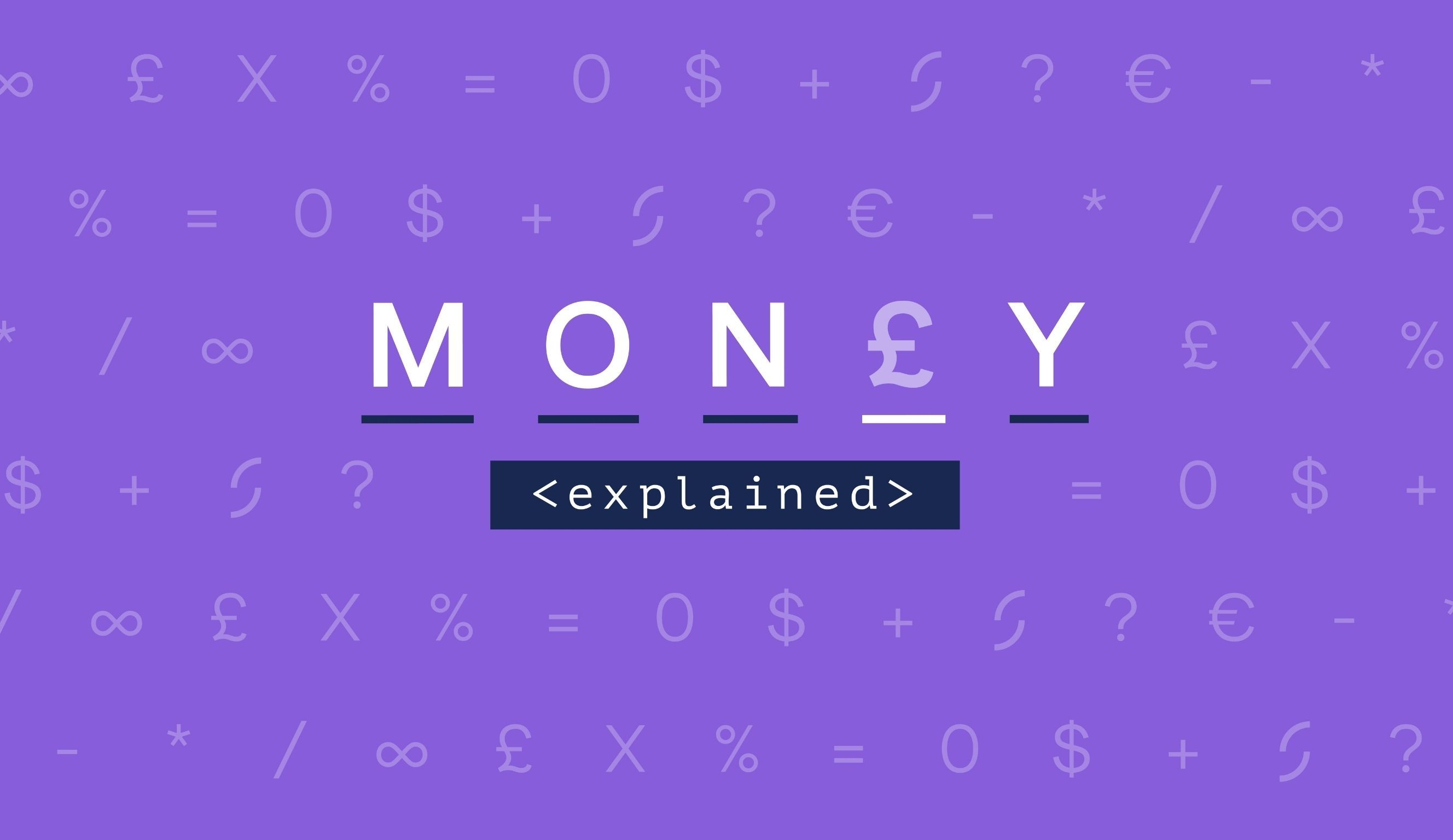 The five pillars of money header image