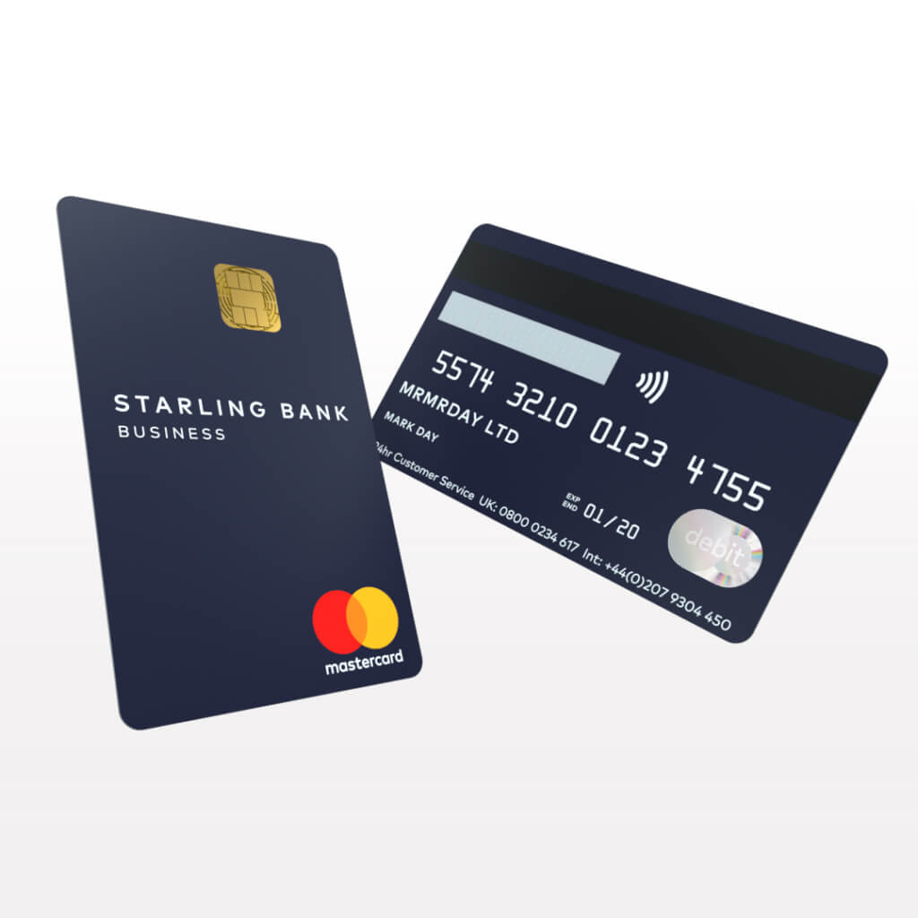 Introducing our new card - Starling Bank Within Credit Card Template For Kids